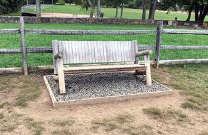 rowayton-bench